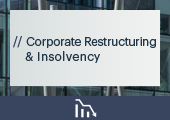 Corporate Restucturing Insolvency