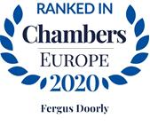 Fergus Doorly - Chambers Europe 19