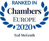 Ted McGrath - Chambers Europe 19