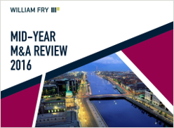 M&A Mid Year 2016