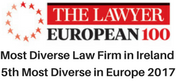 Most Diverse Law Firm in Ireland
