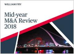 M&A Mid Year 2018