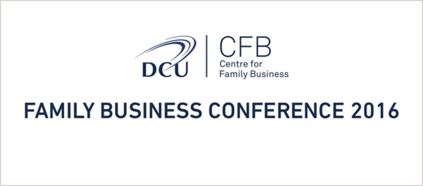 DCU Family Business Conference