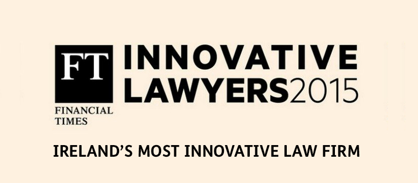 FT Innovative Lawyers Report