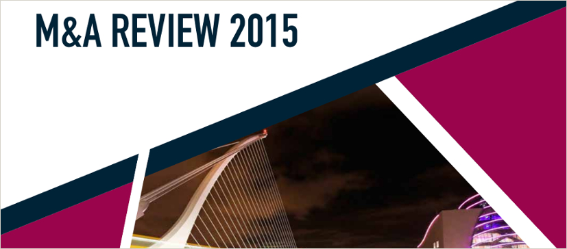 William Fry M&A Review 2015